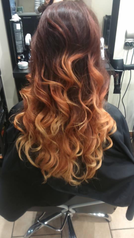 damski fryzjer katowice